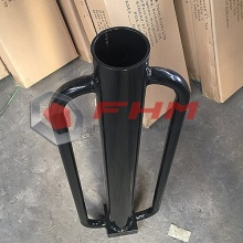 OEM Supply for China Post Driver,Fence Post Driver,T Post Driver Manufacturer Paint Red Manual Metal T Post Driver supply to Portugal Wholesale
