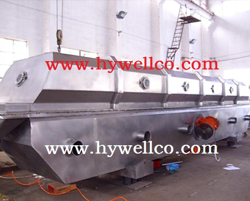 Salt Particles Drying Machine