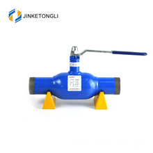 Factory directly sale trunnion 6d stainless steel 304 oil and gas ball valve