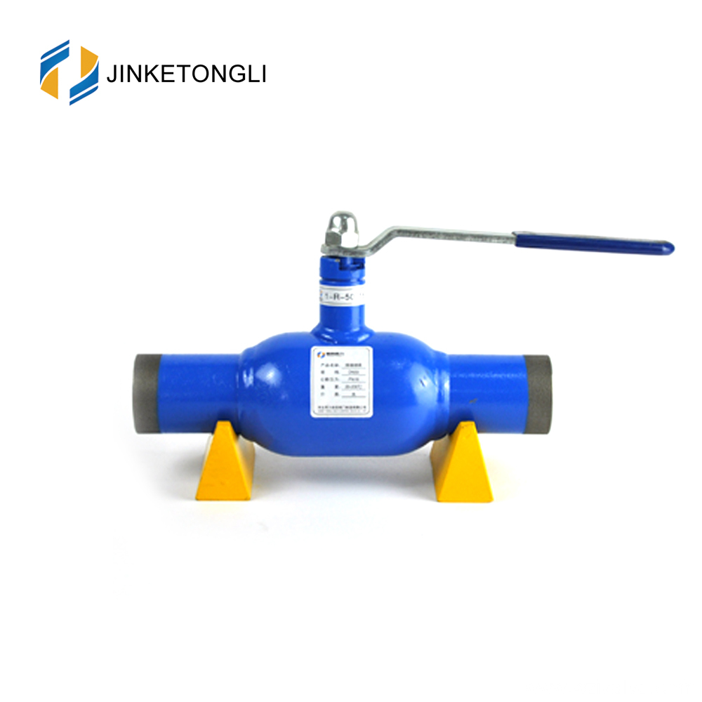 JKTL1W002 Full Bore Welded Ball Valve with Lever Operated