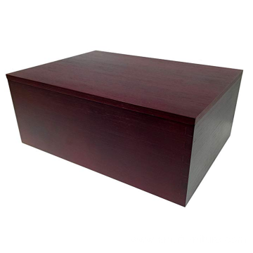 wholesale desk storage wooden box