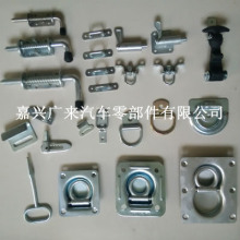 Ratchet Straps Hook Curtain Side Trailer Hook