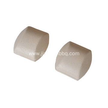 Ceramic Briquette For Grilling Heat Distribution