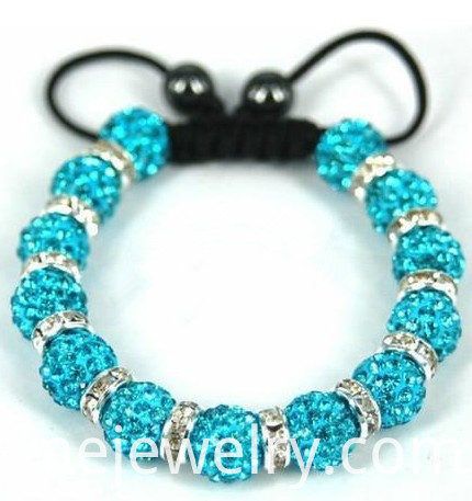 Wedding Accessories Jewelry Shamballa Bracelet