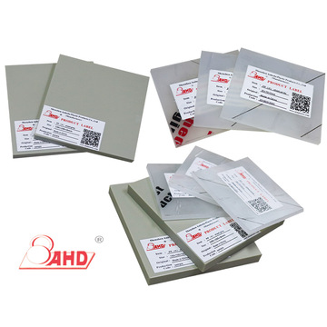 Clear Gray PP Polypropylene Plastic Sheets Board