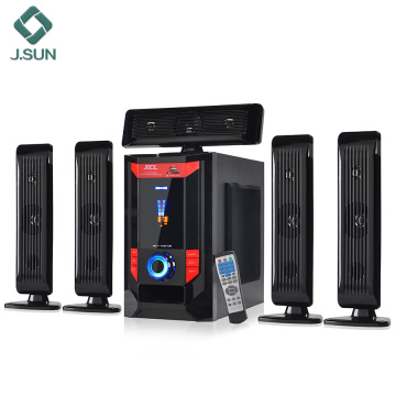 5.1 Bluetooth home theater tower speaker system
