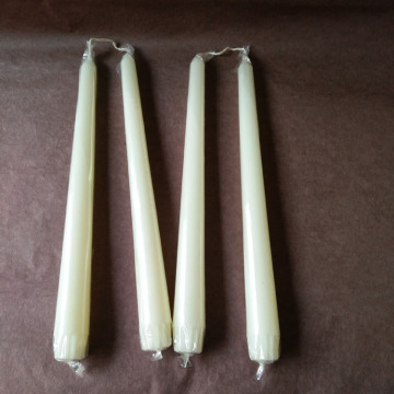 10inch W fluted bottom advent candles