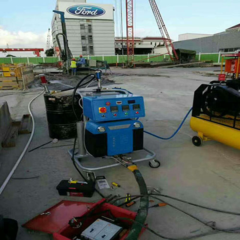 polyurea spray rigs for sale