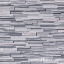 Popular Natural Stacked 3D Panel for Inside Wall