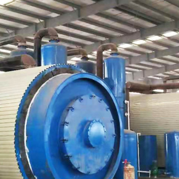 Waste Tyre to Fuel oil Pyrolysis Equipments