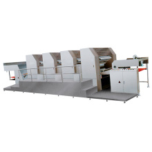 Four Color Sheet Fed Offset Press