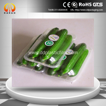 10 Years for Vegetable Packaging Film Anti fog flower packaging film export to Faroe Islands Factory