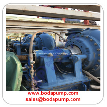 Factory made hot-sale for Gravel Sand Pump Martime Application Slurry Pump supply to United States Factories