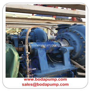 Factory directly supply for River Sand Suction Dredge Pump Martime Application Slurry Pump export to British Indian Ocean Territory Suppliers