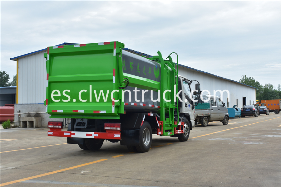 waste management recycling truck factory