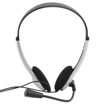 High-quality computer headphones with Rotary Microphone