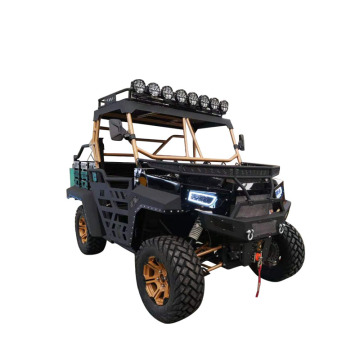 petrol farm car 2 seater 1000cc utv 4x4
