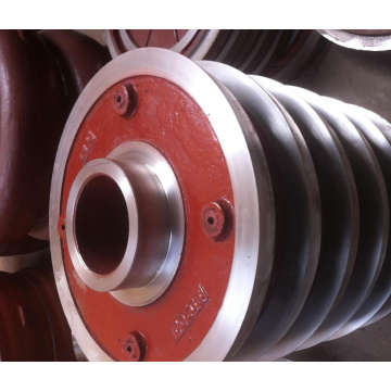 high quality of centrifugal slurry pump- Rear casing