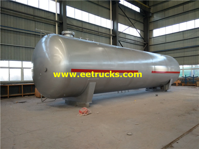 Domestic Propane Steel Gas Tanks