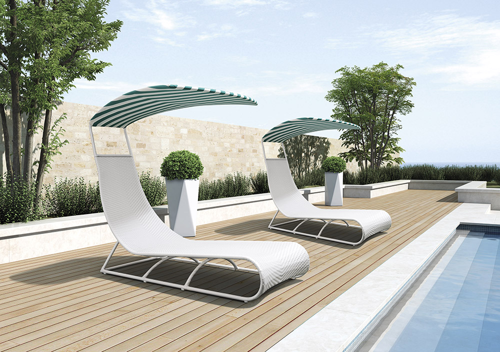 Outdoor Sun Lounge