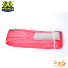 EN1492-1 Polyester Double Ply Flat Lifting Webbing Sling