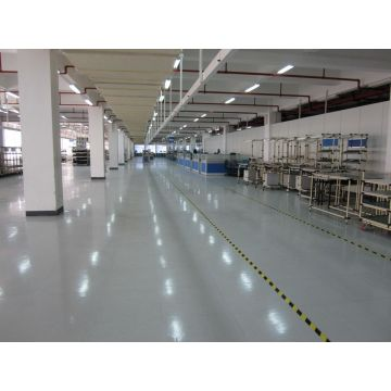 Factory matte wear-resistant epoxy flat coating