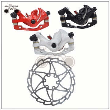 high-end mountain bike bicycle disc brake and sliver disc for sale