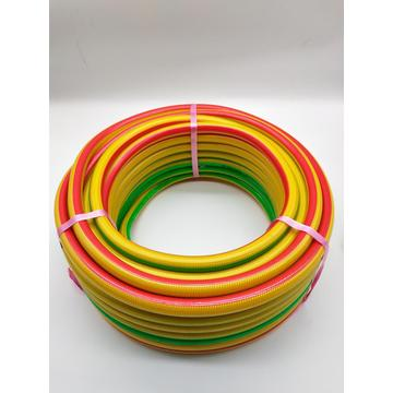 Plastic High Pressure PVC Flexible Braided Hose