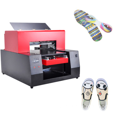 2018 A3 T-Shirt Printer Shoes Логотип Друк
