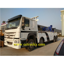 SINOTRUK 12 Wheel 40 Ton Crane Trucks