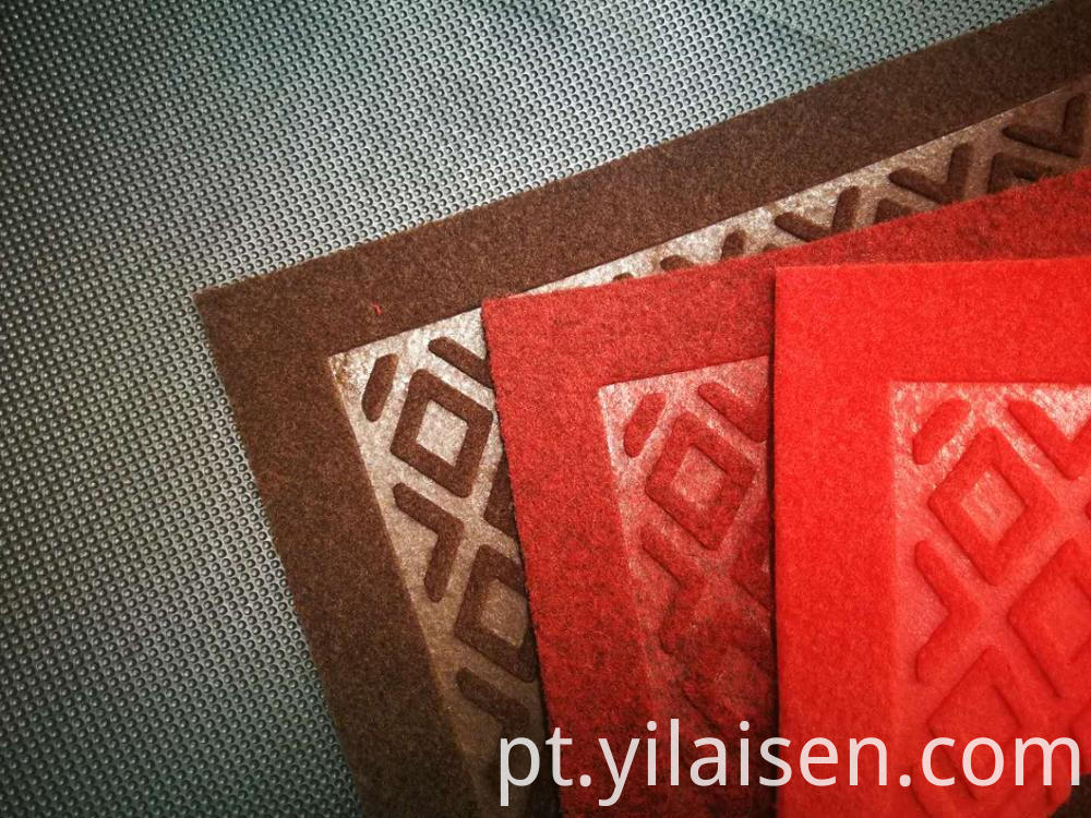 Polyester Embossed Mat 064