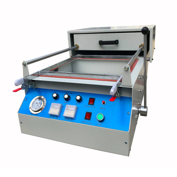 4040 DIY vacuum forming machine
