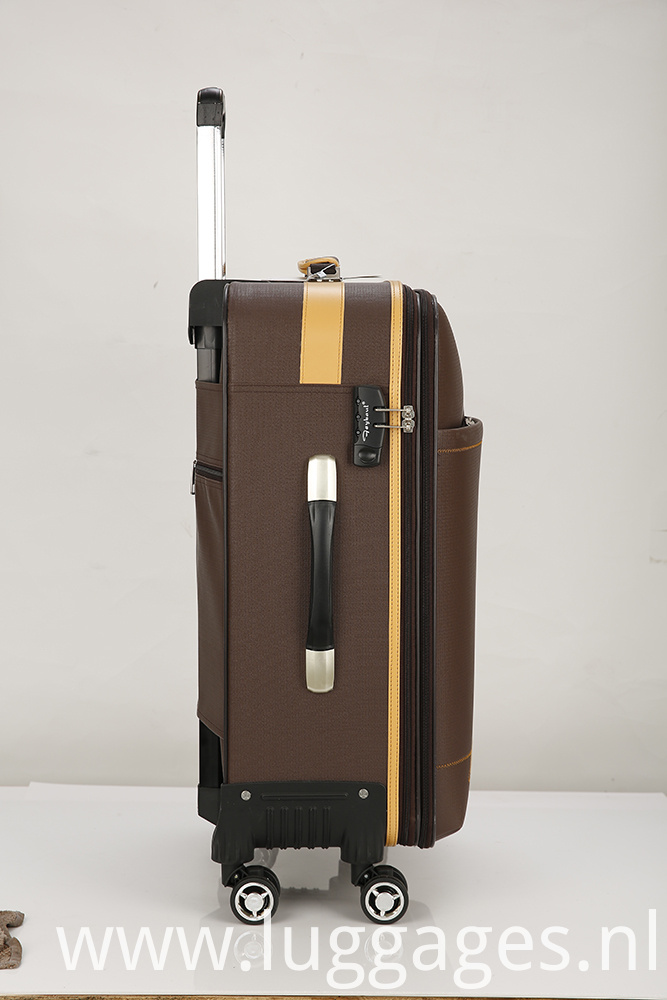 Oxford Cloth Luggage Trolley