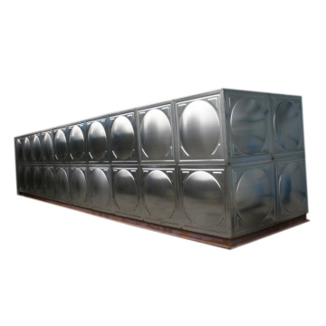 High Temperature Stainless Steel Water Storage Tank