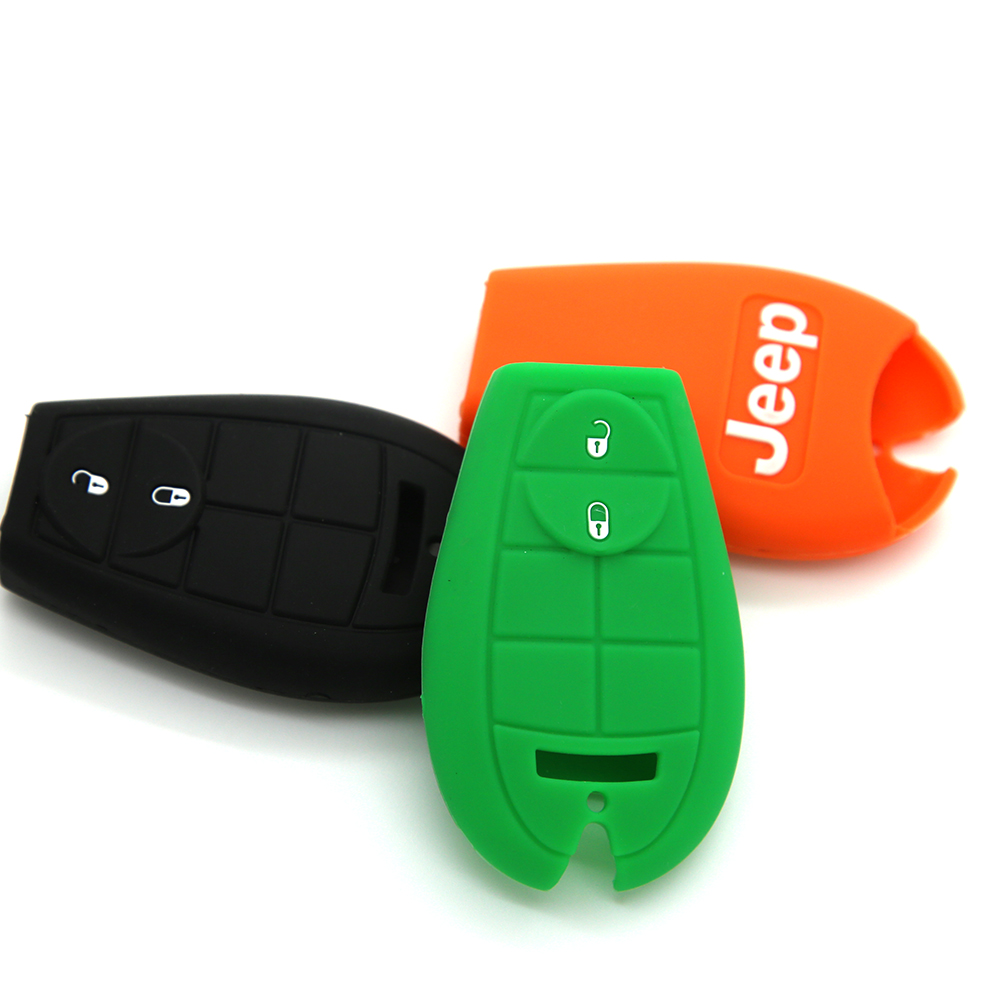 Car key covers hot colors