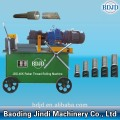 steel bar threading machine
