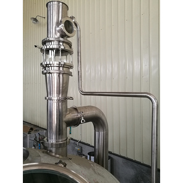 Micro Brewery Equipment with 4 Vessel Brewhouse