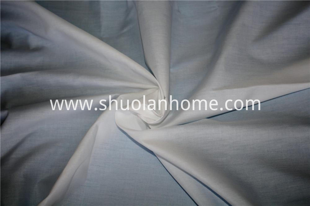 Tc White Fabric