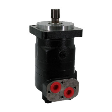 salt spreader hydraulic orbital motor
