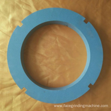 Dressing and truing wheel for CBN plate