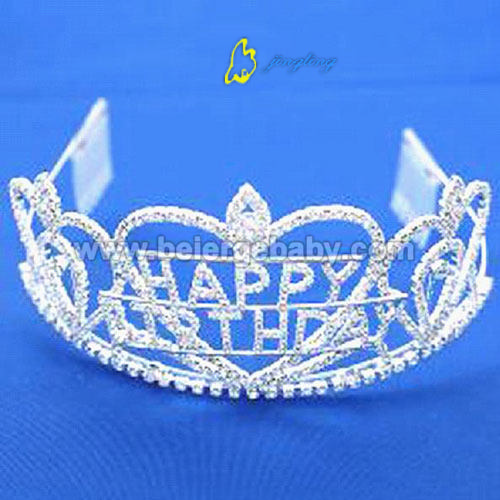 Happy birthday tiara crowns