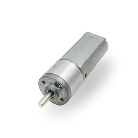 16mm gear reduction motor with FF050 permanent magnet