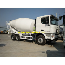 16000L 10 Wheel Cement Delivery Trucks