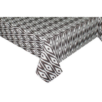 Elegant Tablecloth with Non woven backing Printing