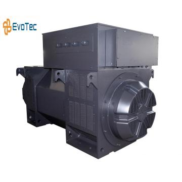 Three Phase Industrial 6 Pole Generator