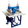 PVC harpoon stretch ceiling film welding machine