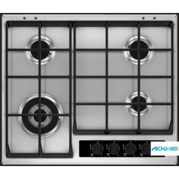 Integrated Kitchen Appliances 4 Burner