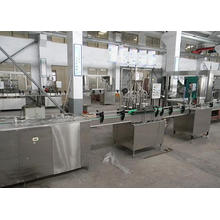 China New Product for Can Filling Machine Liner Aluminum Can Filling and Sealing Machine supply to Macedonia Wholesale