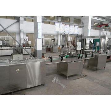 Factory wholesale price for Beer Filling Machine Liner Aluminum Can Filling and Sealing Machine export to Afghanistan Wholesale