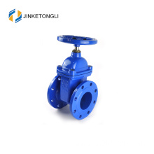 "JKTLQB010 wheel handle cast iron 3"" gate valve"